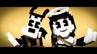 'Build Our Machine'   Bendy And The Ink Machine Music Video Song by DAGames Zvw5v5dYNjk f398
