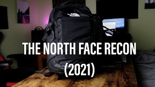 The North Face Recon Backpack ( New 2021) First Impressions and Overview