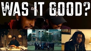 "21 SAVAGE (FEAT. J COLE) - ""ALOT"" OFFICIAL MUSIC VIDEO 