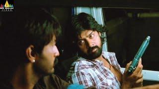 Dalam Movie Naveen Chandra and Kishore Escape Scene | Latest Telugu Scenes | Sri Balaji Video