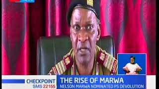 The Rise Of Marwa: Nelson Marwa nominated PS devolution