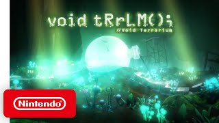 Nintendo Void Terrarium - Launch Trailer anuncio