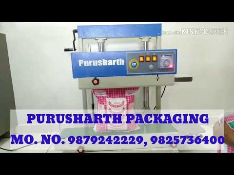 Heavy Duty Continuous Bag Sealing Machine