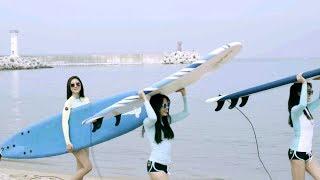 부라더소다 서핑스팟에서 욜로스러운 하루 EP.1(YOLO Life@BROTHER#SODA Surfing Sp…