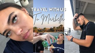 TRAVEL WITH US TO MARBELLA