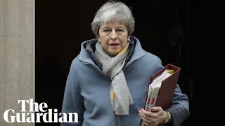House of Commons holds emergency Brexit debate - watch live
