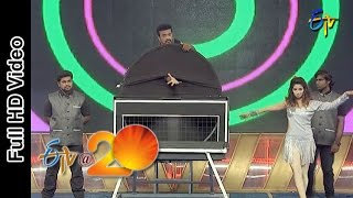 SAC Vasanth Magic Performance In Rajamandry ETV @ 20 Years Celebrations