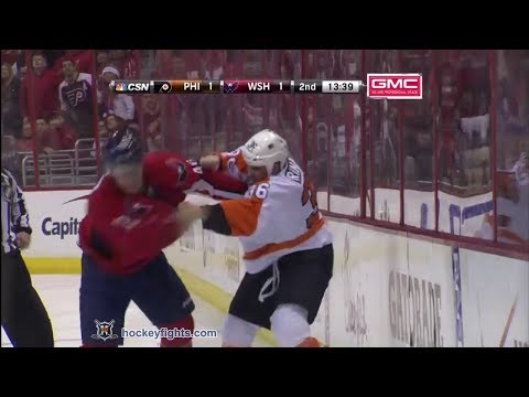 Michael Latta vs. Zac Rinaldo