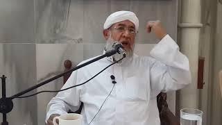 """محاضرة """" مميزة """" للشيخ فتحي الصافي جامع الاخلاص - التل 11-7-2018"""
