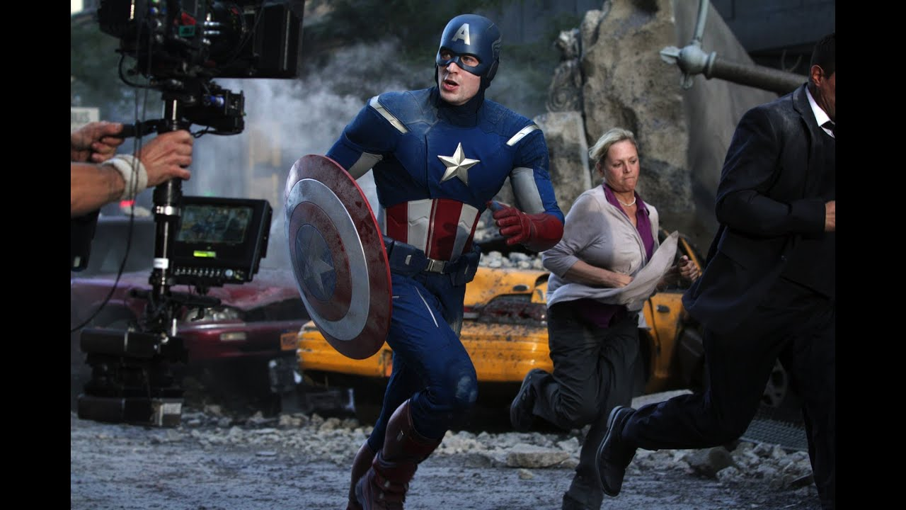 The Incredible Creation (And Destruction) Of An Entire City In The Avengers