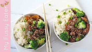 Slow Cooker Beef & Broccoli | Easy Crockpot Recipe