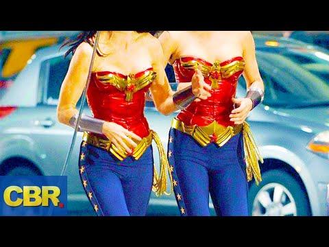 15 Superhero Actors With Cooler Stunt Doubles