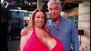ТОП 10 женщин с самой большой грудью в мире