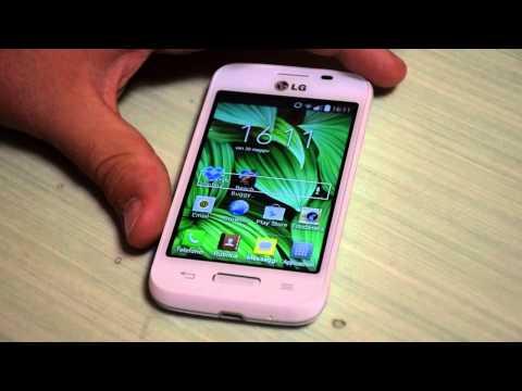 LG L40, Video recensione
