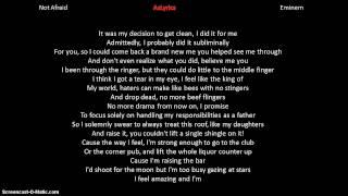 Lyrics to Afraid song by The Neighbourhood When I wake up Im afraid somebody else might take my place When I wake up Im afraid somebody els