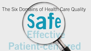 Patient Safety: Common Misunderstandings