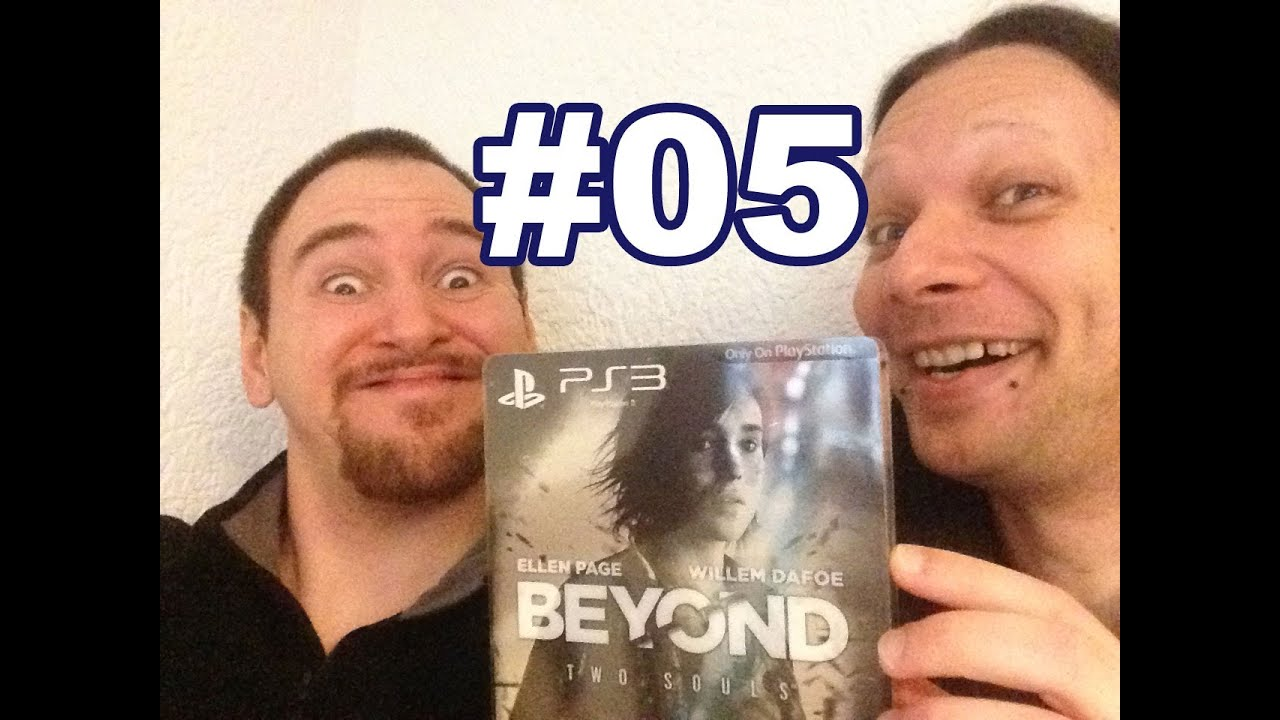Let's Play: Beyond – Two Souls (Part 05)