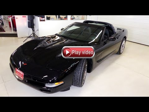 Video of 1998 Chevrolet Corvette - $18,995.00 Offered by Cruisin Classics - PV85