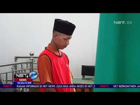 Hukuman Mati Terhadap 3 Kurir Narkoba Jaringan Internasional NET24