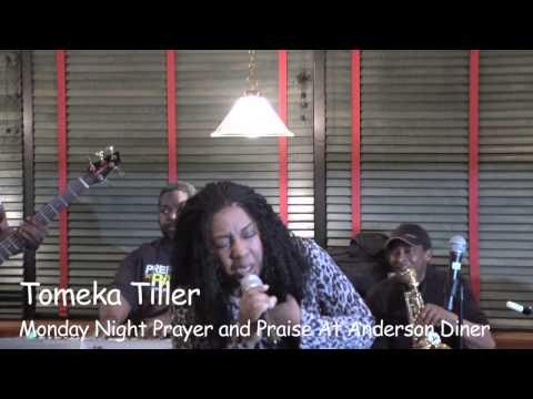 Tomeka Tiller Live At Anderson Diner