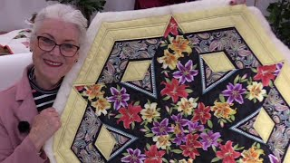 How To Quilt A Star Design