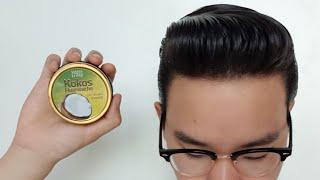 Swiss O-Par Kokos Haarwachs (Coconut Hair Wax) Review