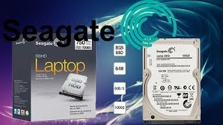 Hardware - Seagate Laptop SSHD ST1000LM014 Interne Festplatte 1TB