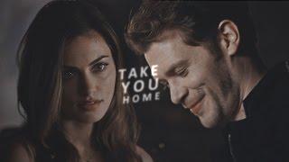klaus + hayley | take you home [4x07]