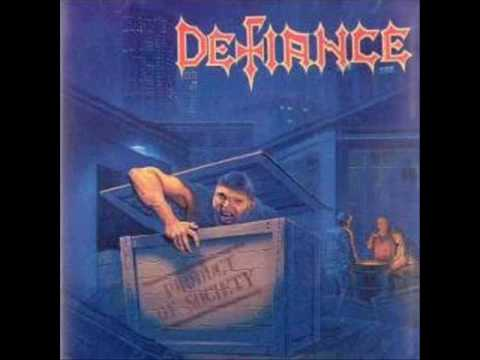 Defiance - Deadly Intentions online metal music video by DEFIANCE