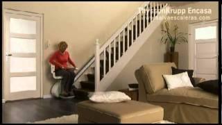 Silla salvaescaleras Levant | thyssenkrupp Home Solutions