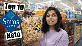 The 10 Best Things to Buy at Sam's Club for Keto... And What to Avoid!
