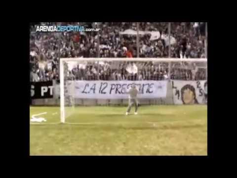 """""""HINCHADA DE CENTRAL NORTE♥  frente a gral.paz junior"""" Barra: Agrupaciones Unidas • Club: Central Norte de Salta"""