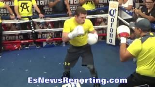 GGG vs Canelo Who Do YOU Think Wins? esnews boxing