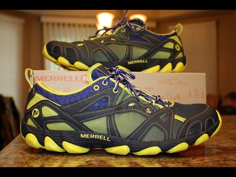 Merrell Hurricane Lace Shoe - Tested + Reviewed