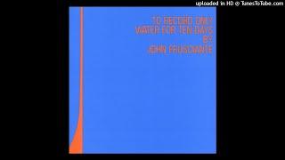 John Frusciante - Invisible Movement 432hz HD