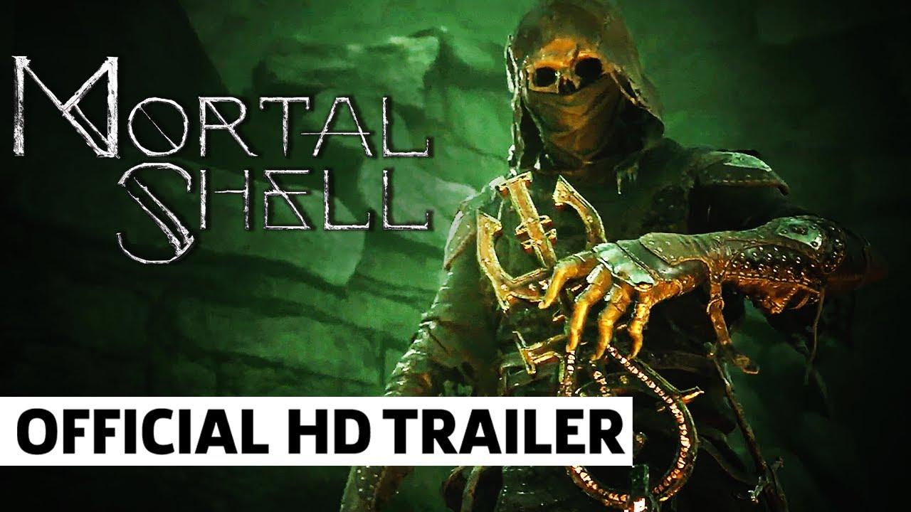 Геймплейный трейлер игры Mortal Shell