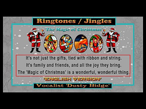 'The Magic of Christmas' Dusty Ridge - English Version