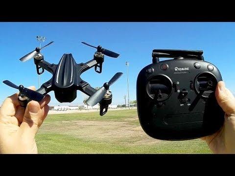 Eachine EX2 Mini Brushless FPV Sport Drone Flight Test Review