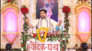 Bhagwat Katha By Anurag Krishna Shastriji (Kanayaji) Part 15 (Nathdwara)