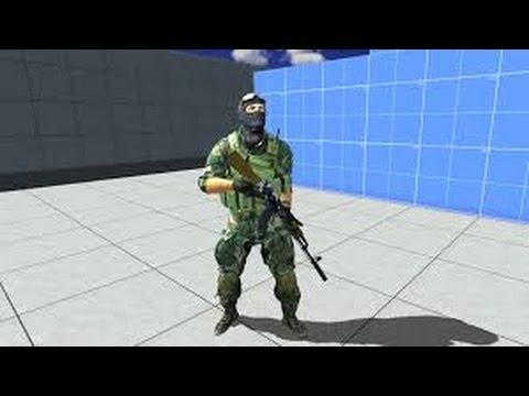 Modern FPS - Jogo de navegador (browser)