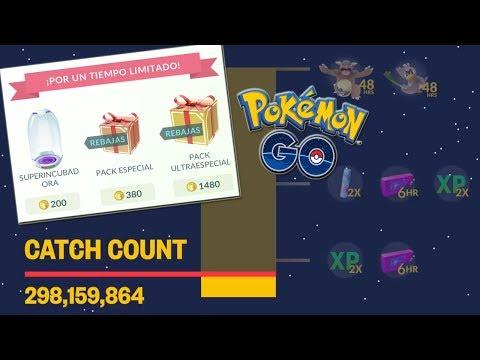 ¡NIANTIC ANUNCIA CAMBIOS, NUEVAS OFERTAS y CONTADOR NUEVO EVENTO de Pokémon GO! [Keibron]
