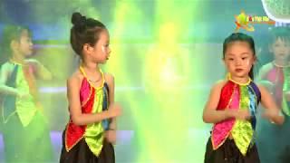 Bài Múa Rềnh Rềnh Ràng Ràng | Lễ Hội Trăng Rằm 2019 | CLB Sao Việt Nhí
