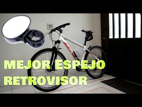 Mejor espejo retrovisor para Bicicleta Precio Calidad ( Rearview Mirror)