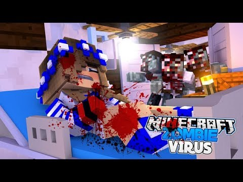 THE END OF THE MAGICAL KINGDOM: A VIRUS TAKES OVER W/Little Carly (Minecraft Roleplay) Mp3