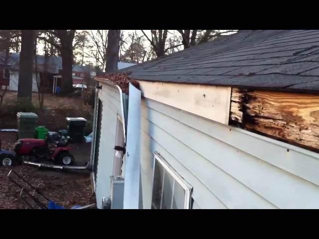 The most expensive damage that can be caused by clogged gutters is to your home's foundation. Here on the blog,...