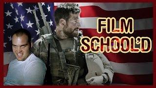 American Sniper & the Soldier in American Cinema - Film School'D