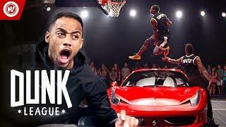 Best Dunk Contest EVER?! | Dunk League Season 1