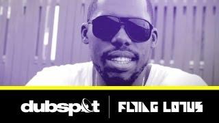 Flying Lotus (Brainfeeder / Warp Records, Los Angeles) Dubspot Interview @ SXSW