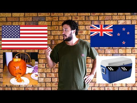 The Differences Between the U.S. and New Zealand