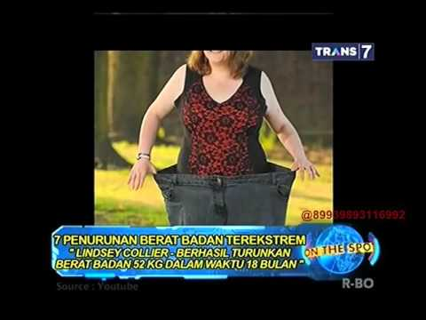 Slimming pop berita